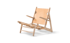 The Hunting Chair - Model 2229 Natural