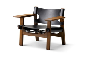 The Spanish Chair - Model 2226 Black