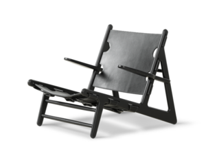 The Hunting Chair - Model 2229 Black